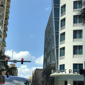 Photo Of Hyatt Place West Palm Downtown Beach Fl United States