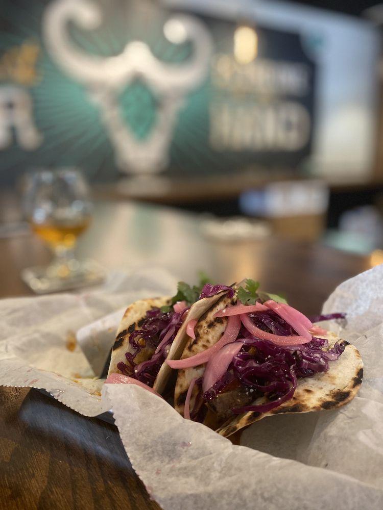Three Bulls Tavern & Brewery: 4330 Bell Shoals Rd, Valrico, FL