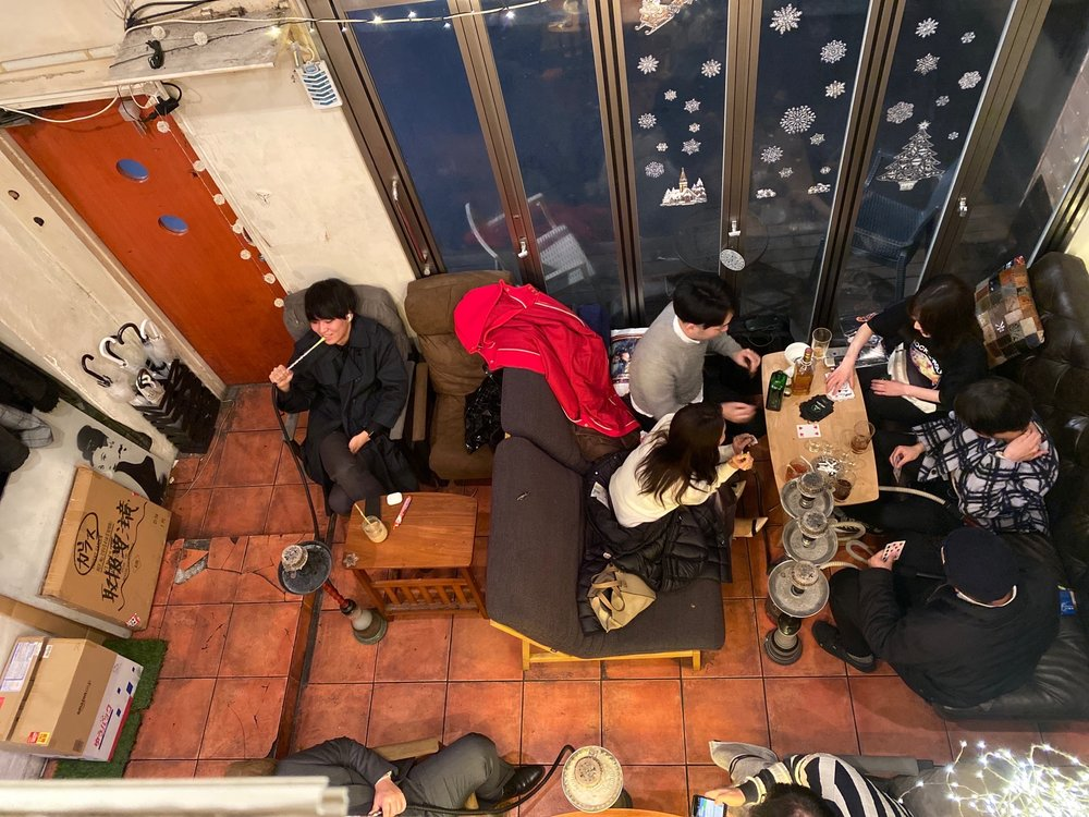 Shisha Cafe NORTH VILLAGE VIP Shibuya