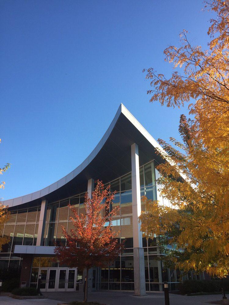 HPER Building: 6001 Dodge St, Omaha, NE