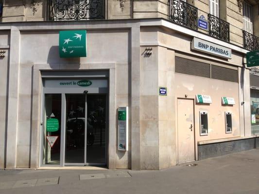 bnp paribas banche istituti di credito 23 boulevard diderot bercy parigi paris francia. Black Bedroom Furniture Sets. Home Design Ideas
