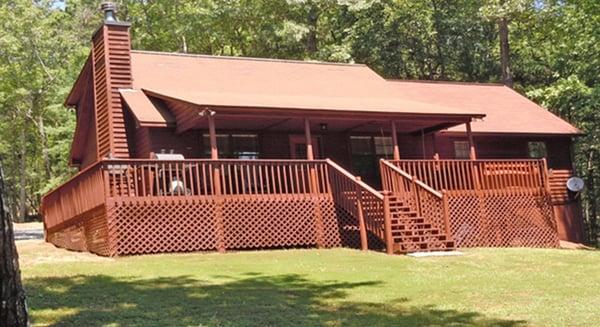 Bearadise Retreat Cabin - Vacation Rentals - 58 Peach Ln
