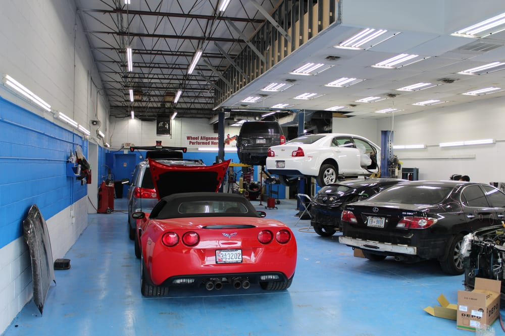 Diamond Autobody: 10733 Baltimore Ave, Beltsville, MD