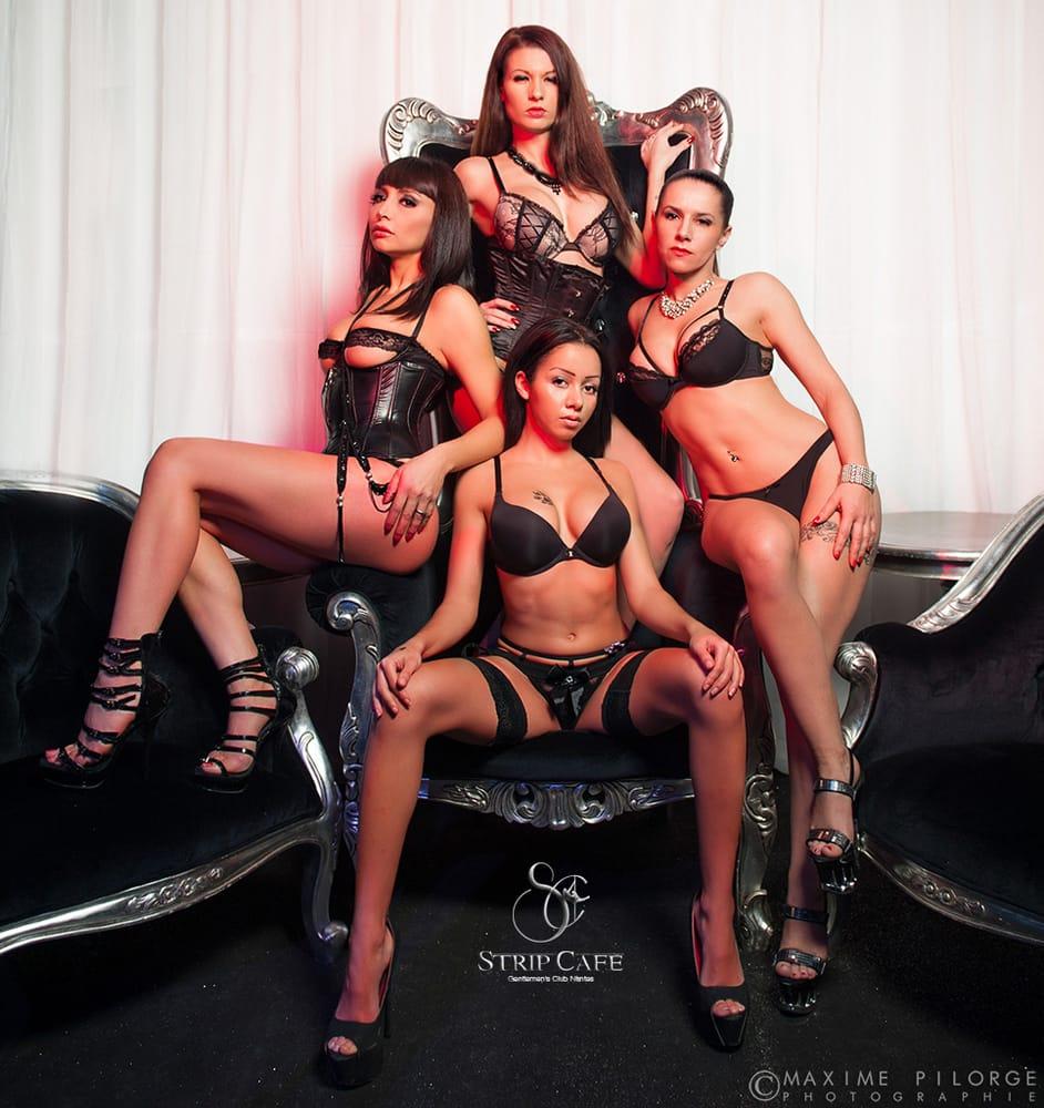 Nates strip club