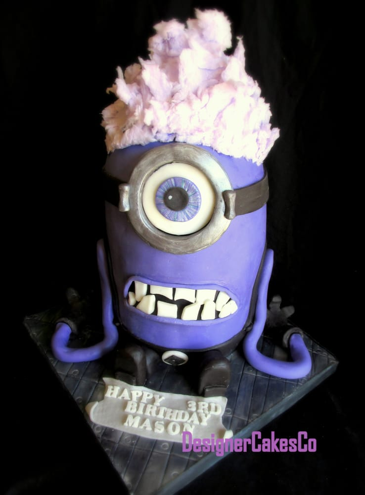 Brighton (CO) United States  city photos : ... Designer Cakes Brighton, CO, United States. 3D Purple Minion Cake