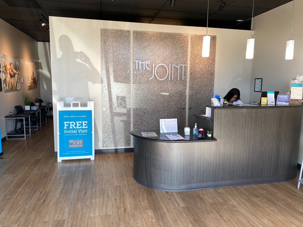 The Joint Chiropractic: 251 W Jackson St, Hayward, CA