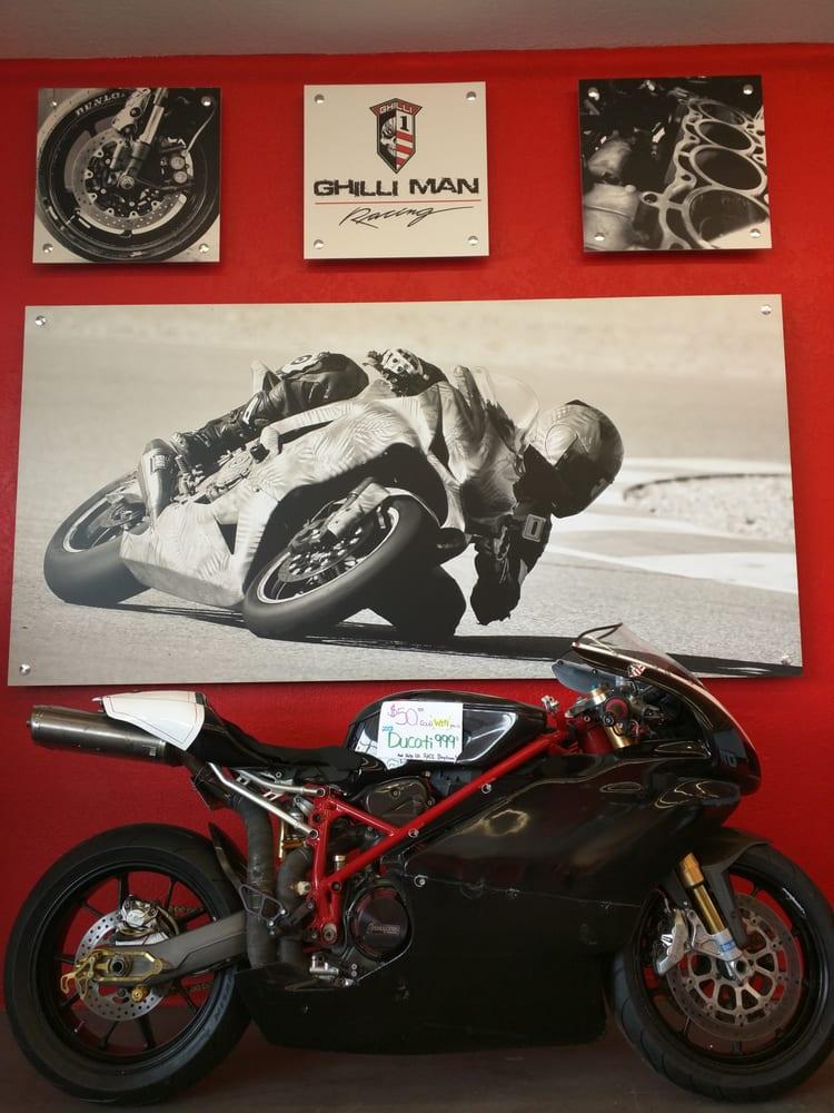 Ducati 999 Track Bike Raffled Off At Dtr Yelp