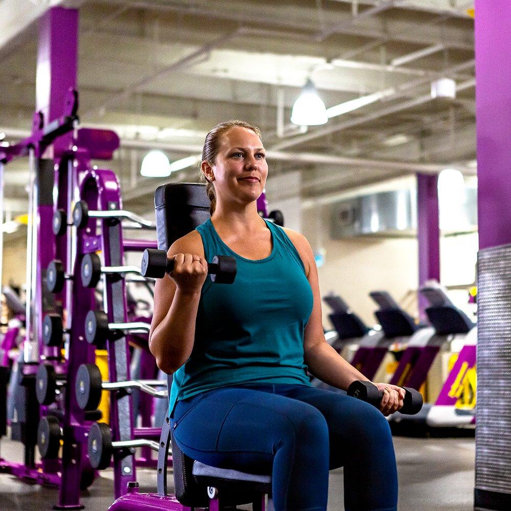 Planet Fitness: 721 68th St, Byron Center, MI