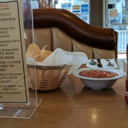 Photo Of Sion S Mexican Restaurant Manhattan Beach Ca United States Chips And