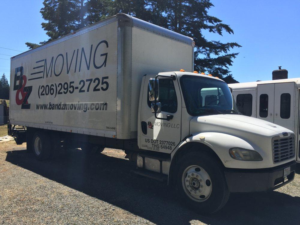 B & Z Moving