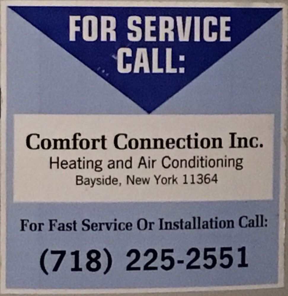 Comfort Connection: 5735 223rd St, Oakland Gardens, NY