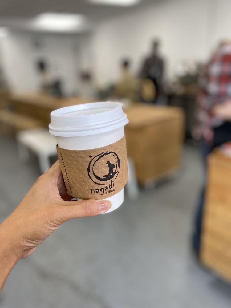 Nagadi Coffee Roastery: 9339 Fraser Ave, Silver Spring, MD