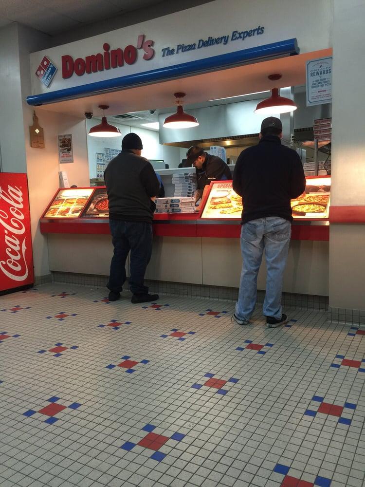 Domino's Pizza: 2050 N Bedell Ave, Del Rio, TX