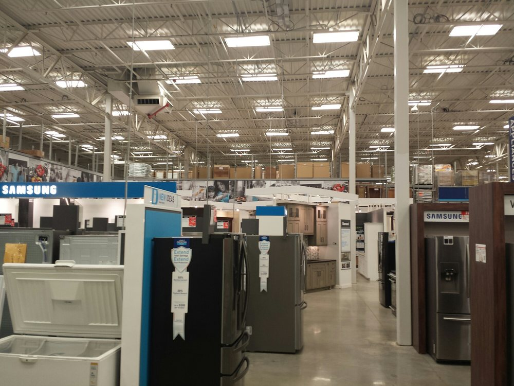 Lowe's Home Improvement Warehouse of Whitehall: 2650 MacArthur Rd, Whitehall, PA