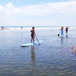 Tigertail Beach Paddle Board Rental