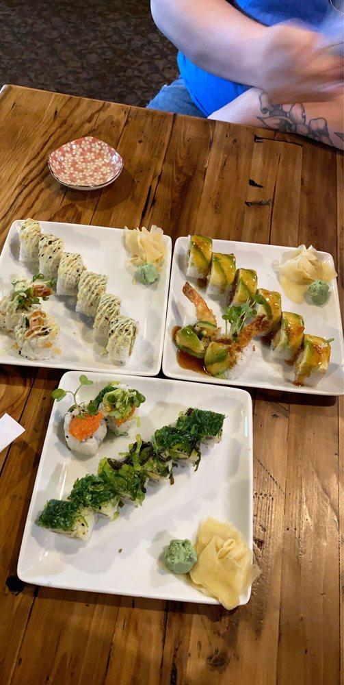 Sushi Ichiba: 940 Lawrence St, Port Townsend, WA