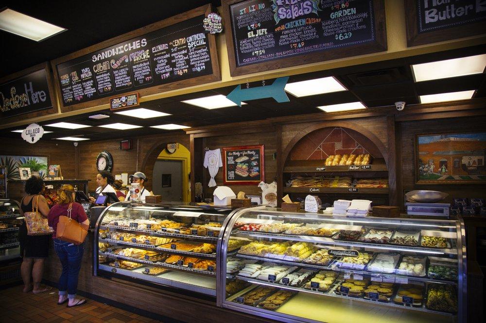 Social Spots from La Segunda Central Bakery