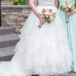 49ec05082d5f Photo of Sixpence Bridal Boutique - Midlothian, VA, United States. Under  layer showing