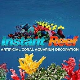 Instant Reef Aquarium Decorations 10 Photos Aquarium Services