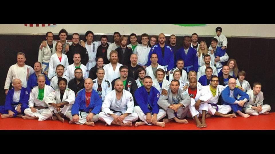 Coffey Brazilian Jiu-Jitsu: 20 W Main St, Cartersville, GA