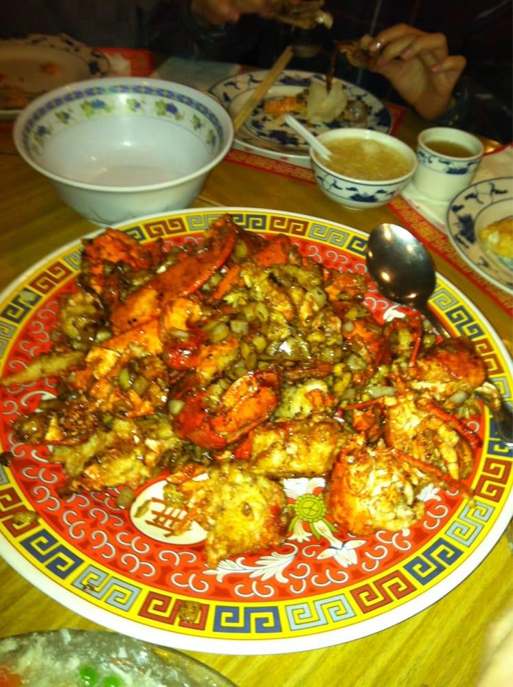 Garlic And Scallion Lobster Yelp