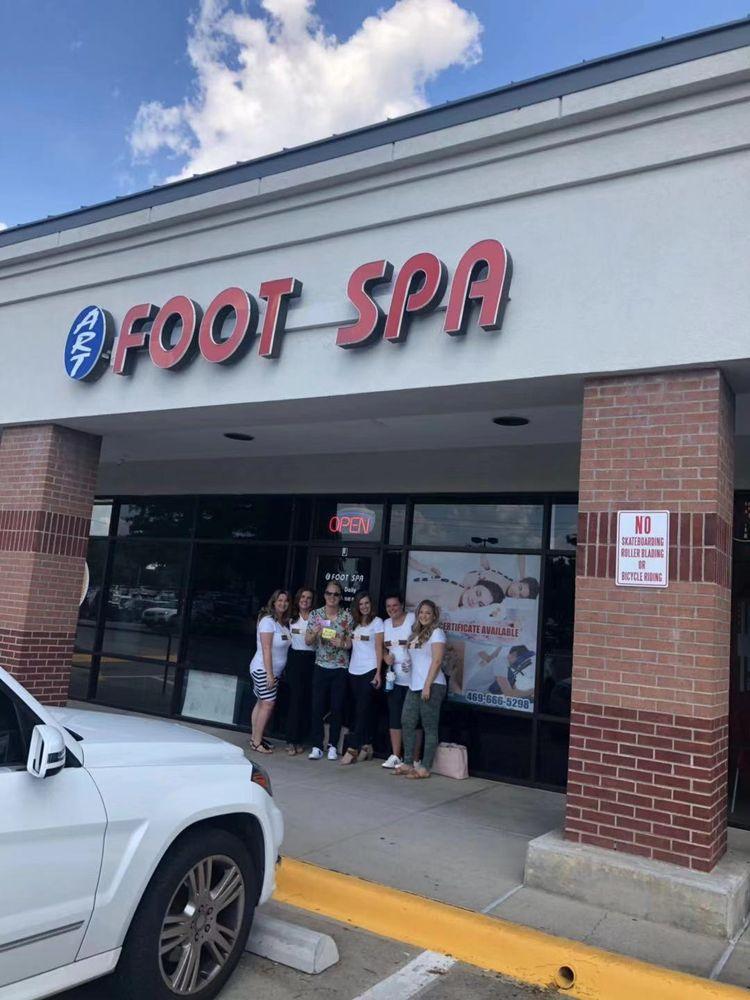 Art Foot Spa & Massage