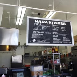 hana kitchen 33 photos 46 reviews asian fusion 5 w haley st santa barbara ca