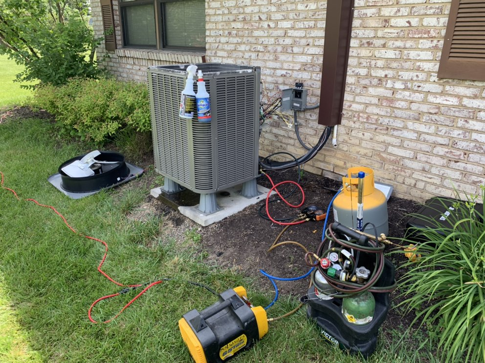 Ribbit Heating and Air Conditioning: Englewood, OH