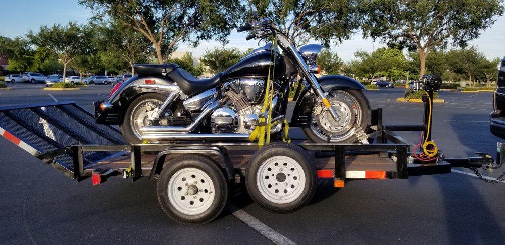 K&H Motorcycle Towing: Fresno, CA