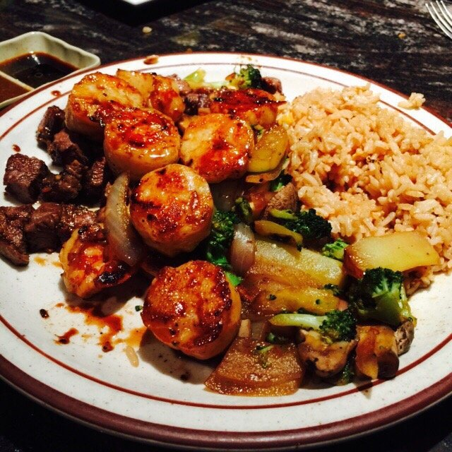 About Hibachi Japanese Steak House