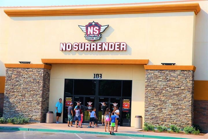 No Surrender Adventure Park