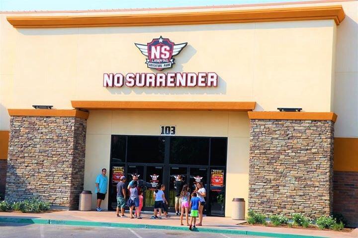 No Surrender Adventure Park