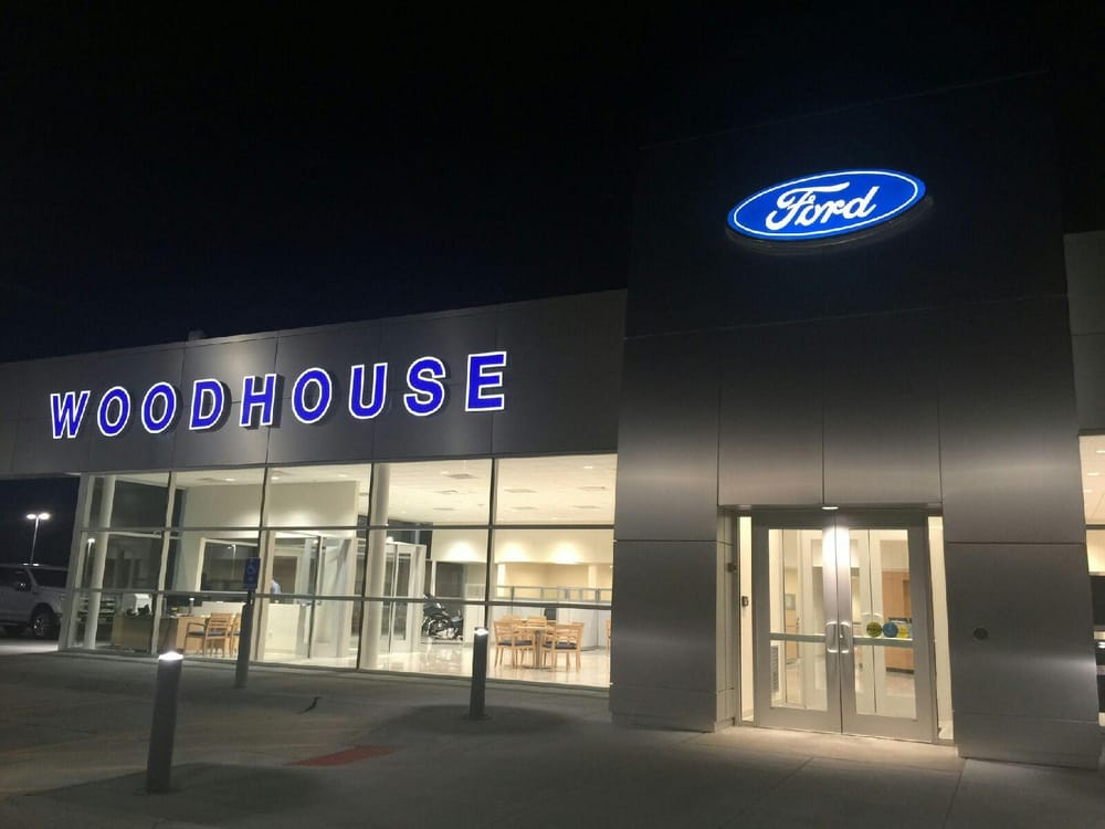 Woodhouse Ford: 2288 Osage Ranch Blvd, Plattsmouth, NE