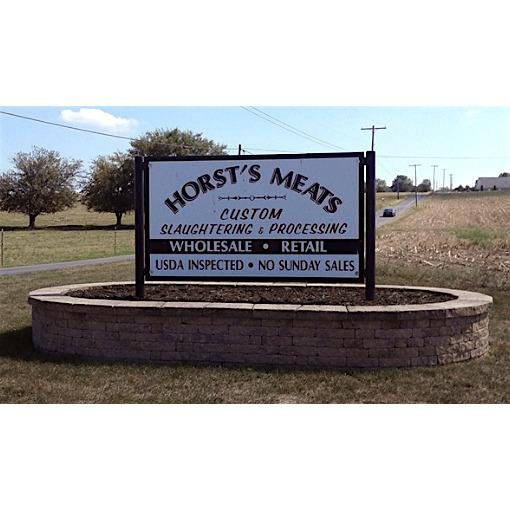 Horst Meats: 17807 Reiff Church Rd, Hagerstown, MD