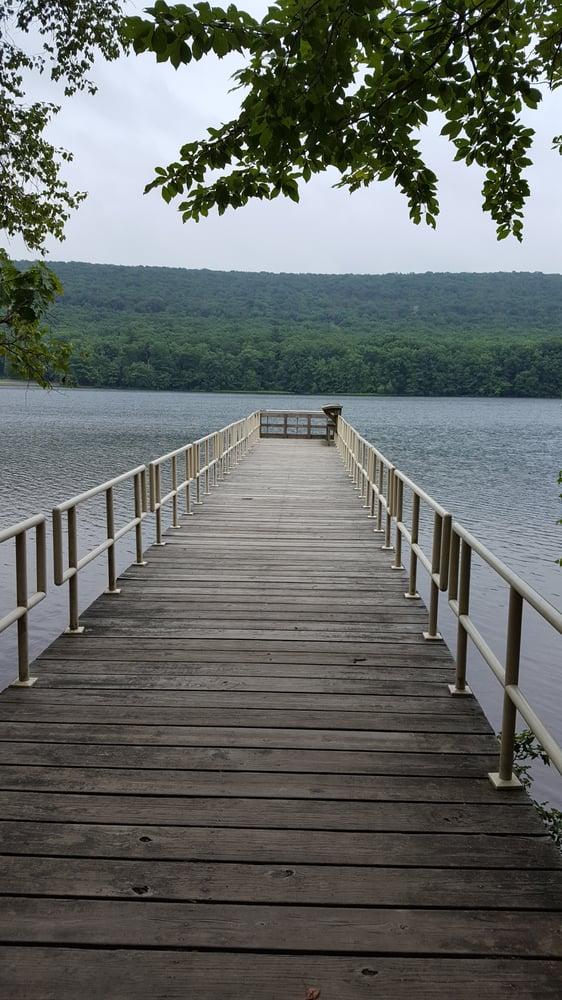 Locust Lake State Park: 220 Locust Lake Rd, Barnesville, PA
