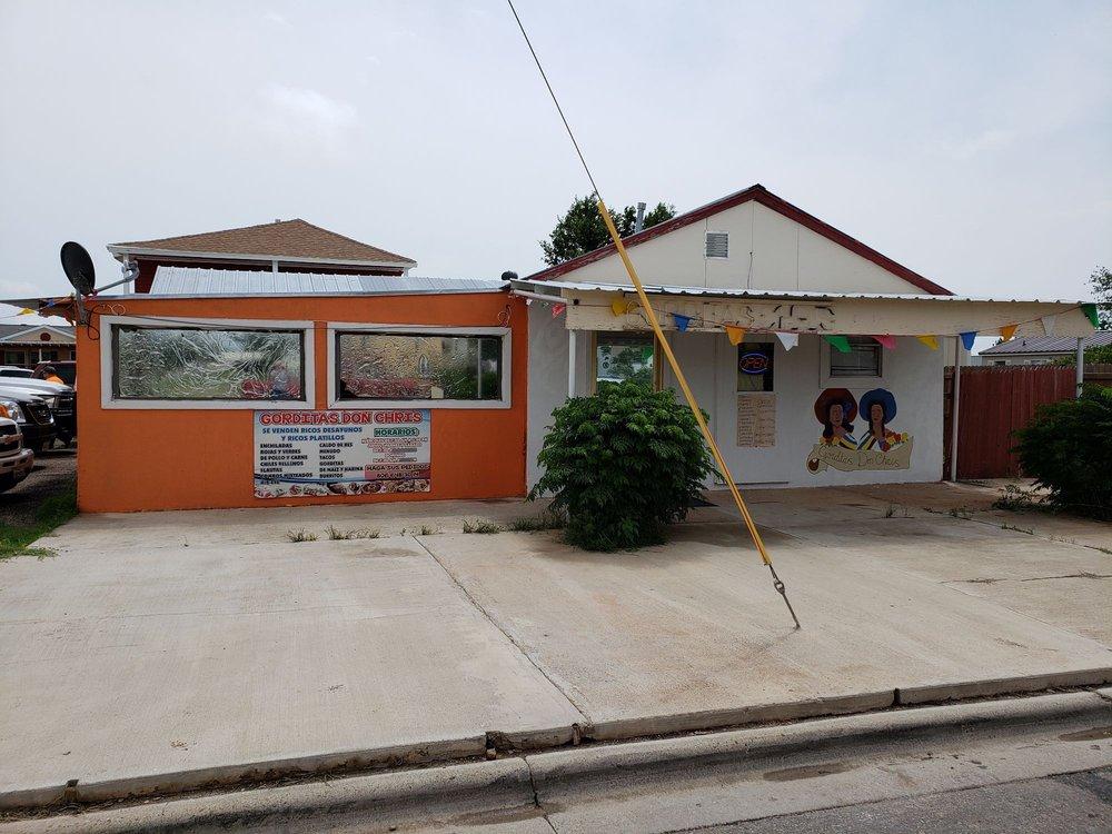 Don Cris Gorditas: 5 S Elm St, Perryton, TX