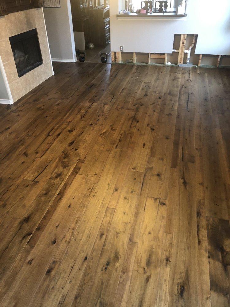 5 Flooring & Plus: 100 S Lake Rd, Lavon, TX