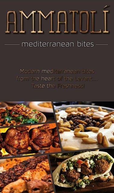 AMMATOLI Mediterranean Bites