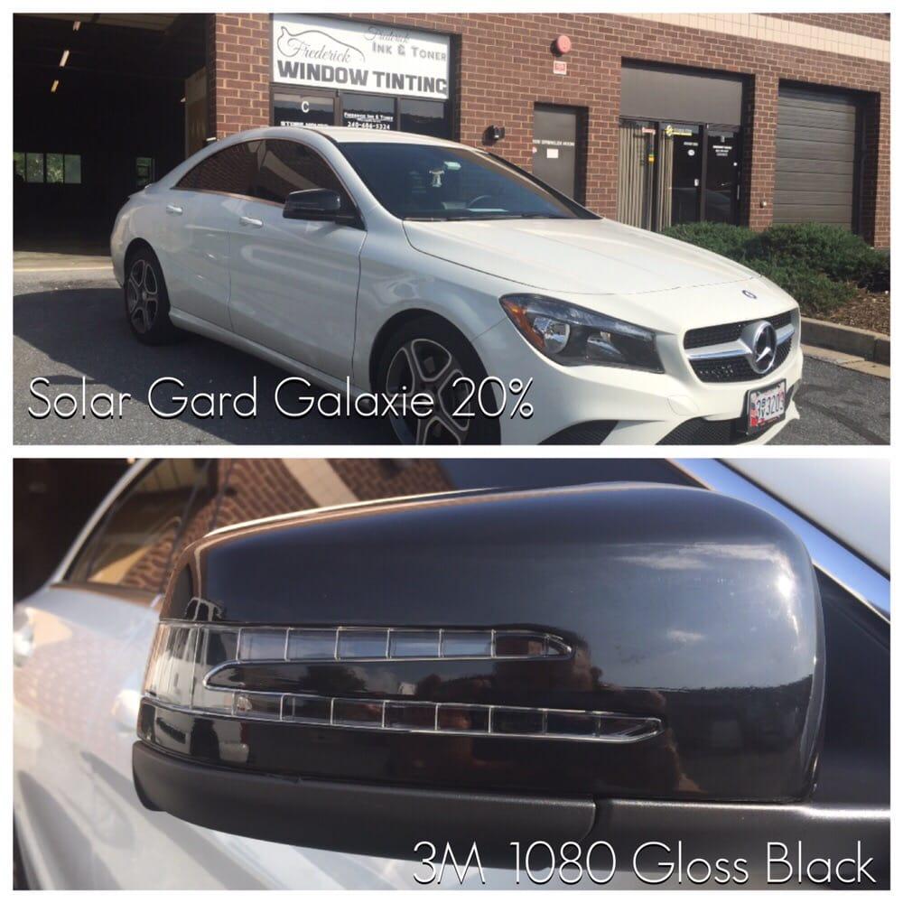 Solar Gard Tint >> Windows Were Tinted With Solar Gard Galaxie 20 And The Mirrors Were