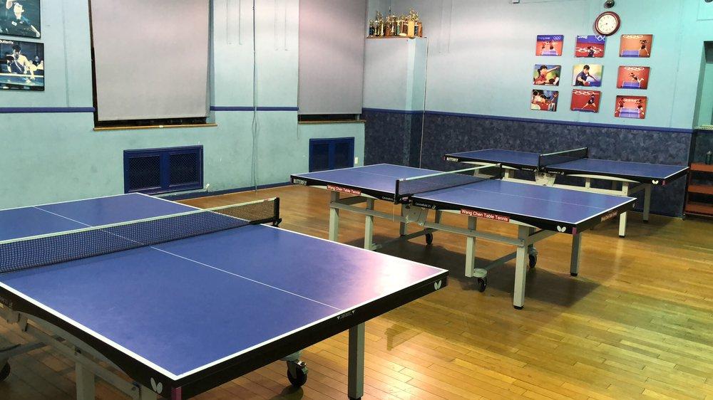 Pleasant Wang Chens Table Tennis Club 13 Photos 15 Reviews Download Free Architecture Designs Intelgarnamadebymaigaardcom