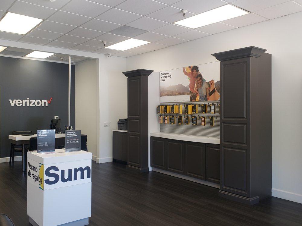 Mobvitel - Verizon Authorized Retailer: 3478 Camino Tassajara Rd, Danville, CA