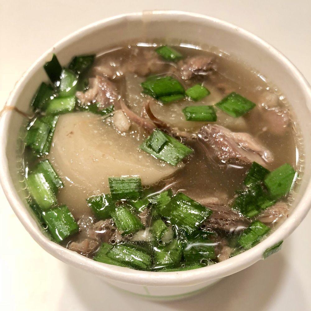 Food from HōM Korean Kitchen