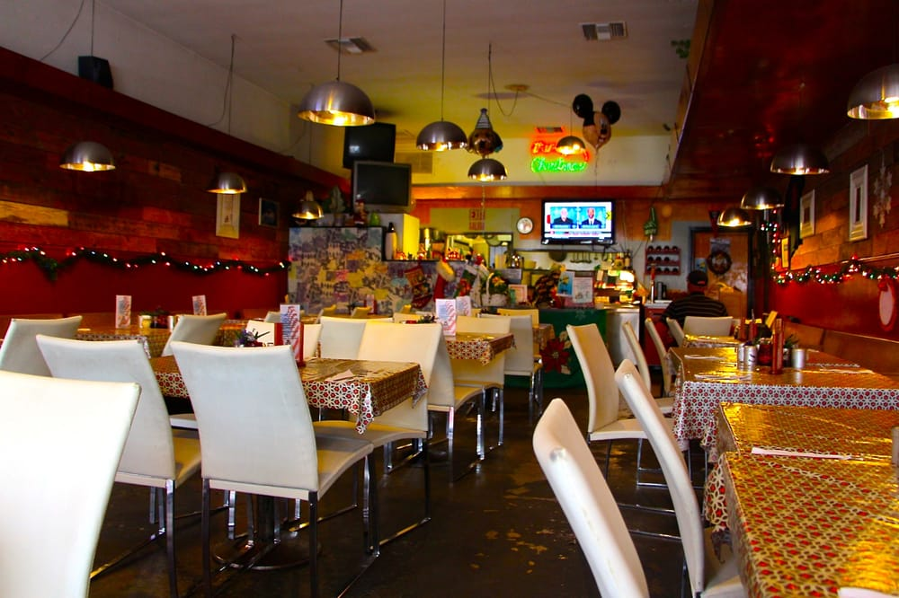 Photo Of The Capri Italian Restaurant Los Angeles Ca United States A