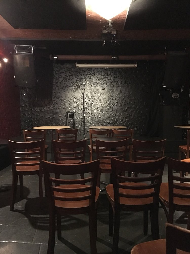 Comedy Nest: 2322 2nd Ave, Seattle, WA