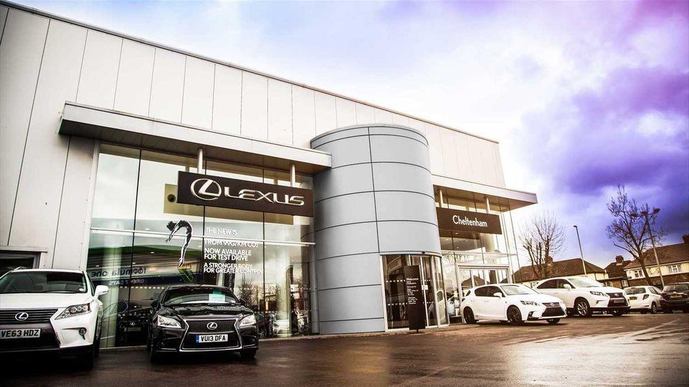 lexus cheltenham auto parts supplies 179 tewkesbury. Black Bedroom Furniture Sets. Home Design Ideas