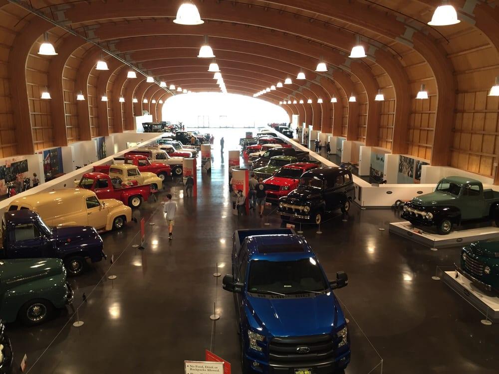 Car Rental Tacoma Wa: America's Car Museum