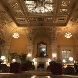 Photo Of The Hermitage Hotel Nashville Tn United States Beautiful Lobby Area