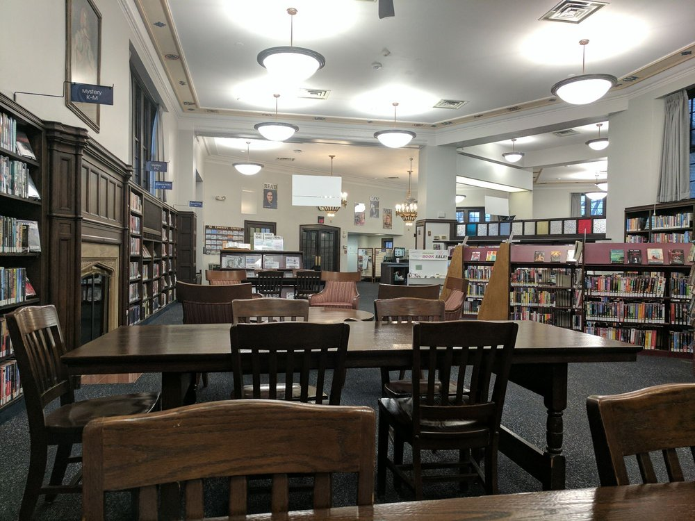 Coventry Village Library: 1925 Coventry Rd, Cleveland Heights, OH