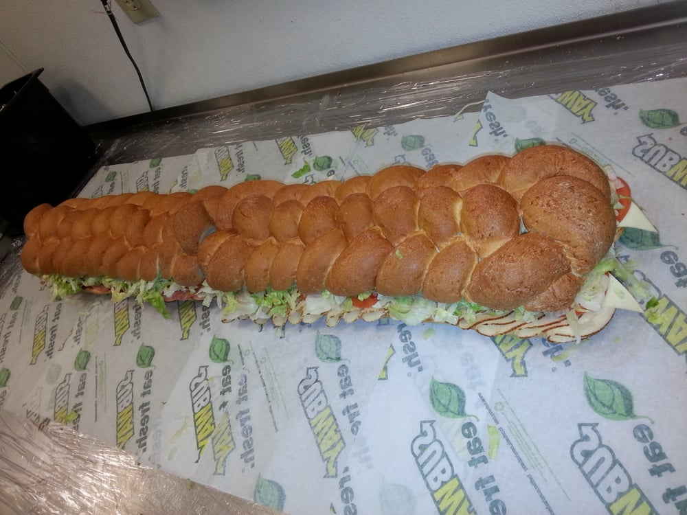 how to make a subway sub