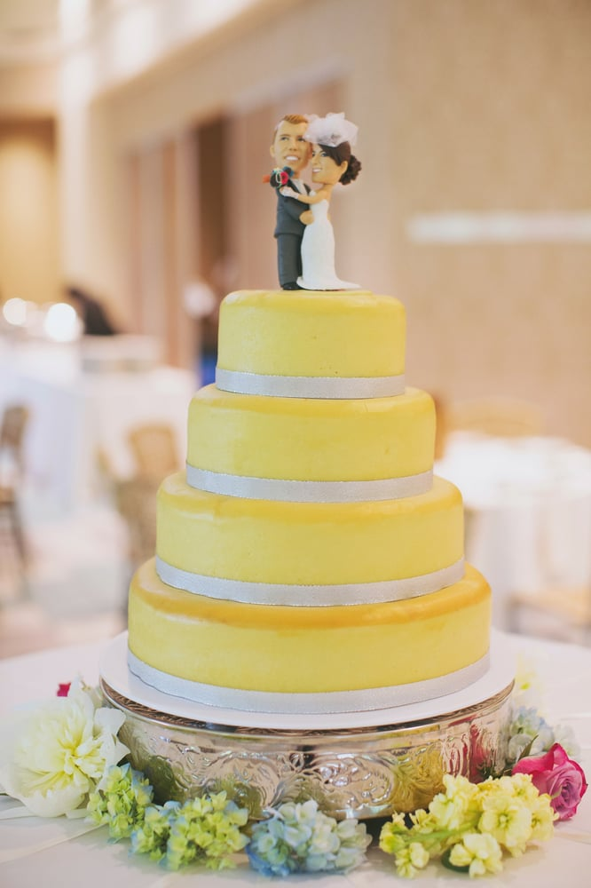Wedding Cake by Hank\'s Cheesecake! - Yelp